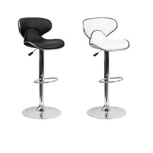 Oxbow Bar Stools - V-Decor Trade Show Furniture Rentals