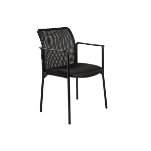 Prewitt Conference Arm Chair - V-Decor Trade Show Furniture Rentals in Las Vegas