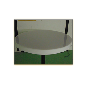 Radiance LED 30in Round Cafe Table - Off