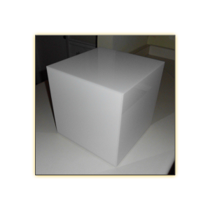 Radiance LED Cube - 12in - Off