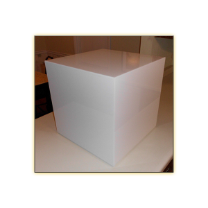 Radiance LED Cube - 18in - Off