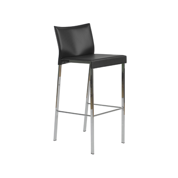 Riley Bar Stool - Black
