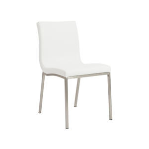 Scott Chair - White