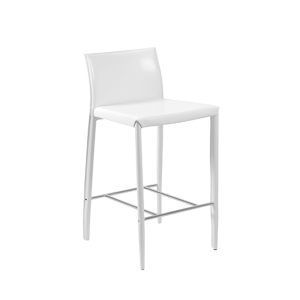 Shen Bar Stool - White