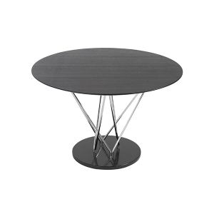Stacy Round Cafe Table - V-Decor Trade Show Furniture Rentals in Las Vegas