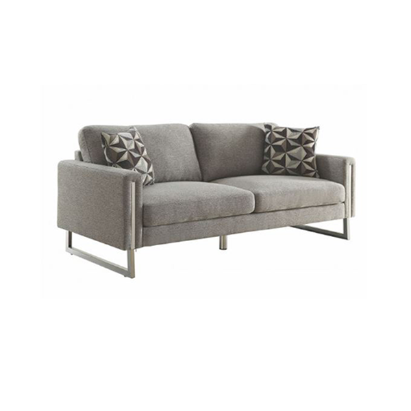 Stella Sofa - V-Decor Trade Show Furniture Rentals in Las Vegas