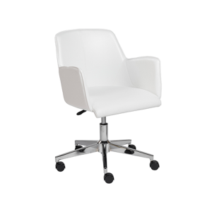Sunny Office Chair - White