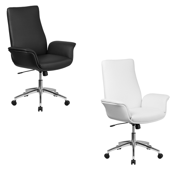 Swift Office Chairs - V-Decor Trade Show Furniture Rentals in Las Vegas