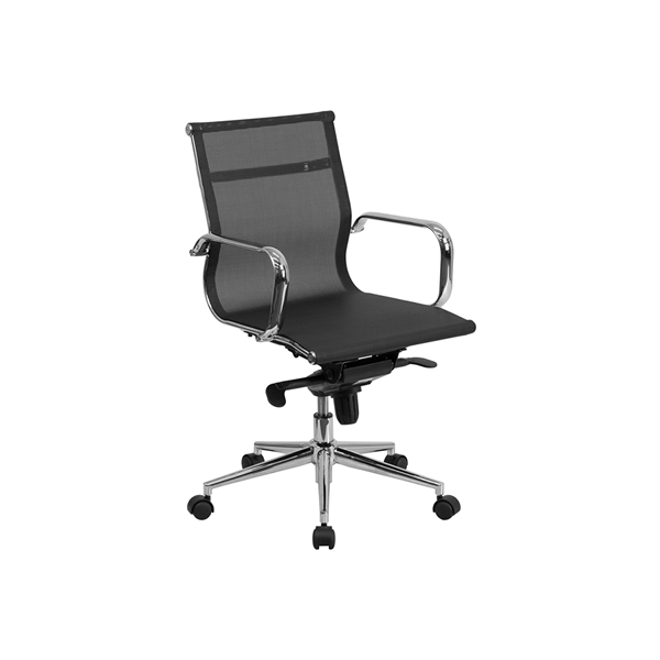 Synchro Office Chair - V-Decor Trade Show Furniture Rentals in Las Vegas