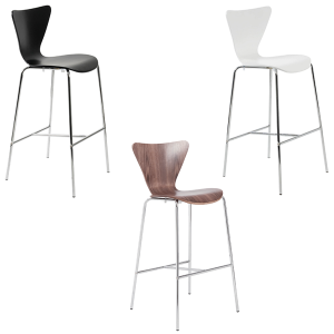 Tendy Bar Stools - V-Decor Trade Show Furniture Rentals