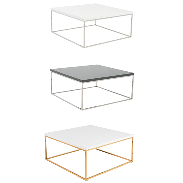 Teresa Cocktail Tables - Square - V-Decor Trade Show Furniture Rentals in Las Vegas