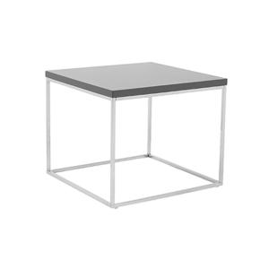 Teresa End Table - Gray