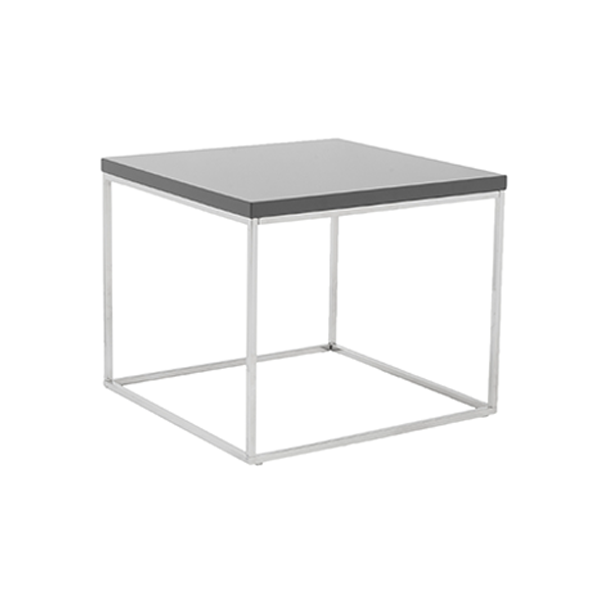 Teresa End Table - Gray
