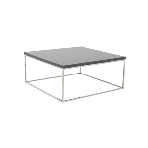 Teresa Square Cocktail Table - Gray