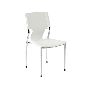 Terry Chair - White