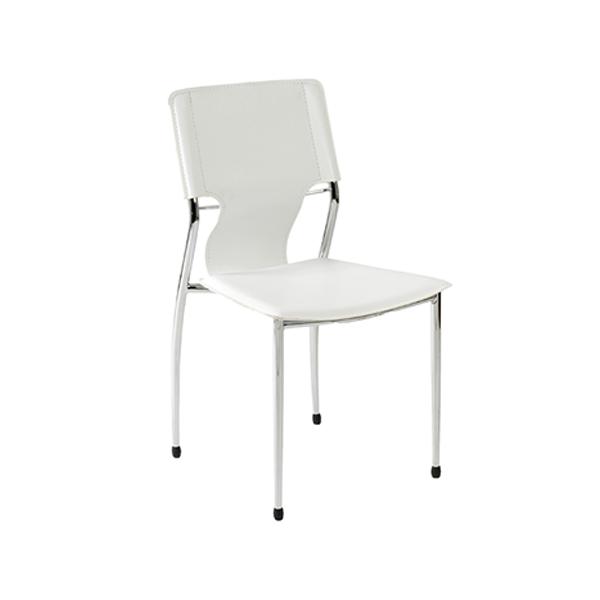 Terry Chair - White