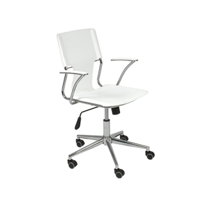 Terry Office Chair - White