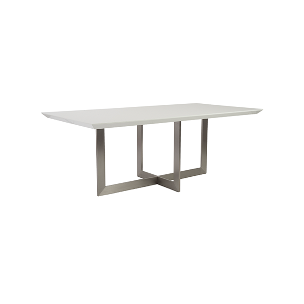 Tosca 79in Conference Table - V-Decor Trade Show Furniture Rentals in Las Vegas