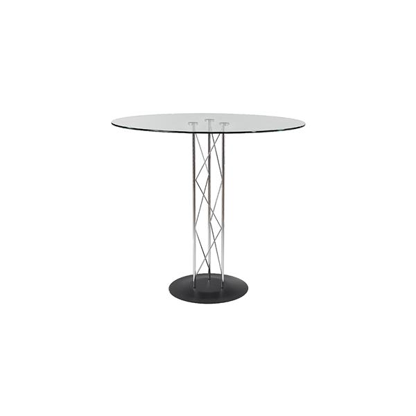 "Trave 32"" Bar Table - V-Decor Trade Show Furniture Rentals"