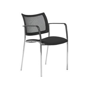 Vahn Conference Chair - Black