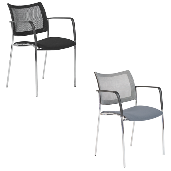 Vahn Conference Chairs - V-Decor Trade Show Furniture Rentals in Las Vegas