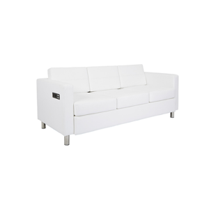 Volt Bay Sofa - White
