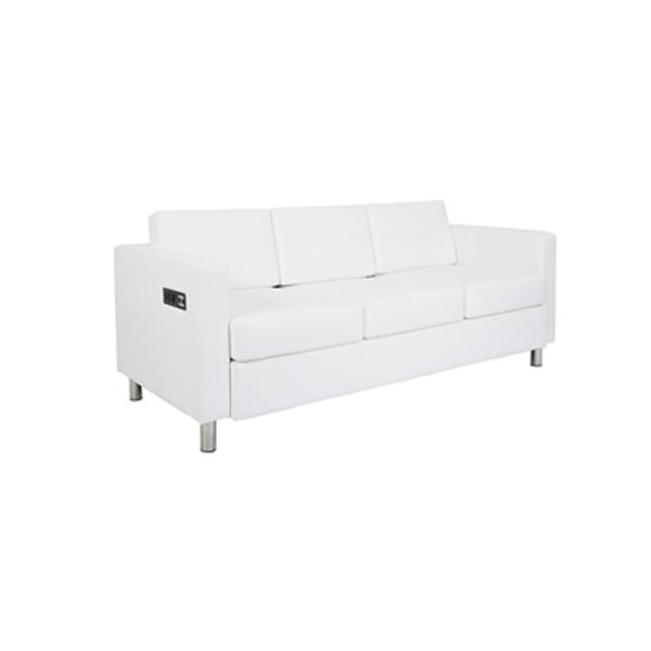 Volt Bay Sofa - White