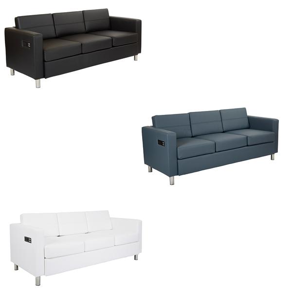 Volt Bay Sofa – V-Decor Trade Show Furniture Rentals in Las Vegas ...