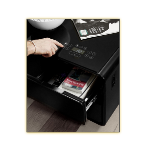 Volt Sobro Table - Black - Table Controls