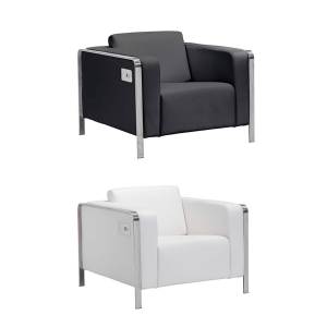 Volt USB Arm Chairs - V-Decor Trade Show Furniture Rentals in Las Vegas