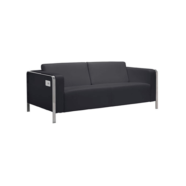 Volt USB Sofa - Black