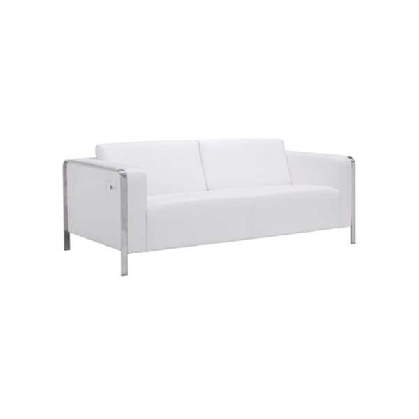 Volt USB Sofa - White