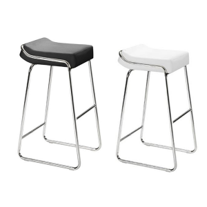 Wedge Bar Stools - V-Decor Trade Show Furniture Rentals