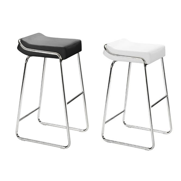 Wedge Bar Stools - V-Decor Trade Show Furniture Rentals