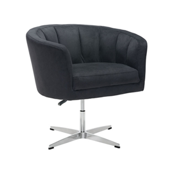 Wilshire Lounge Chair - Black