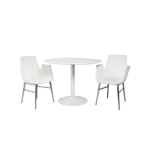 Calloway Cafe Table with Sunny Chairs