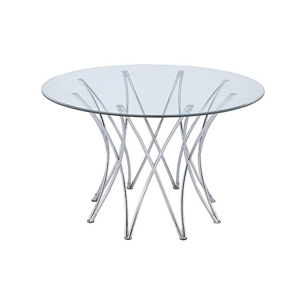 Crown Cafe Table - V-Decor Trade Show Furniture Rentals in Las Vegas