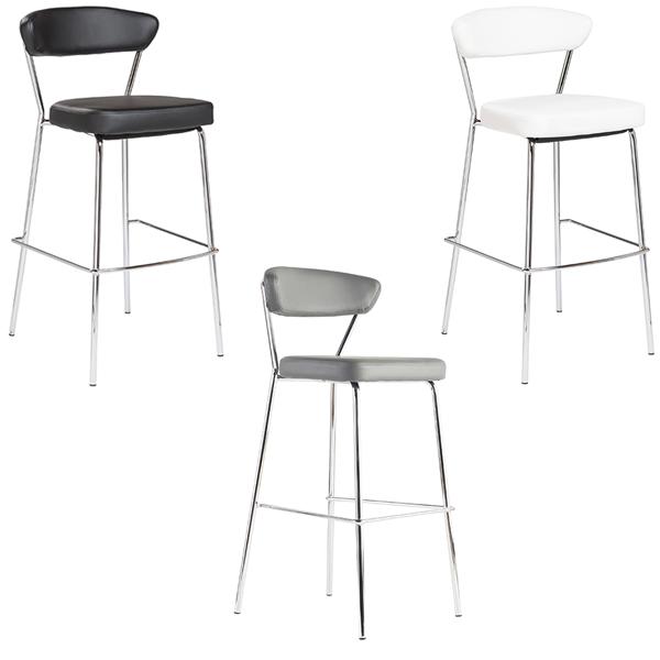 Draco Bar Stools - V-Decor Trade Show Furniture Rentals
