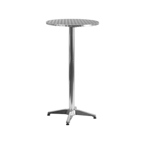 Drew Bar Table - V-Decor Trade Show Furniture Rentals