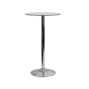 Finn 24 Bar Table - V-Decor Trade Show Furniture Rentals