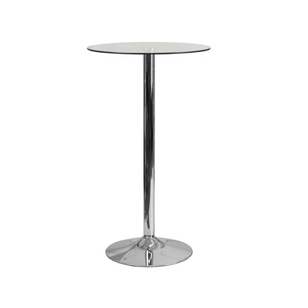 Finn 24 Bar Table - V-Decor Trade Show Furniture Rentals