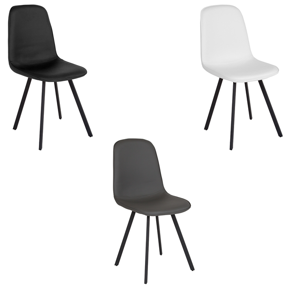 Flare Chairs - V-Decor Trade Show Furniture Rentals in Las Vegas