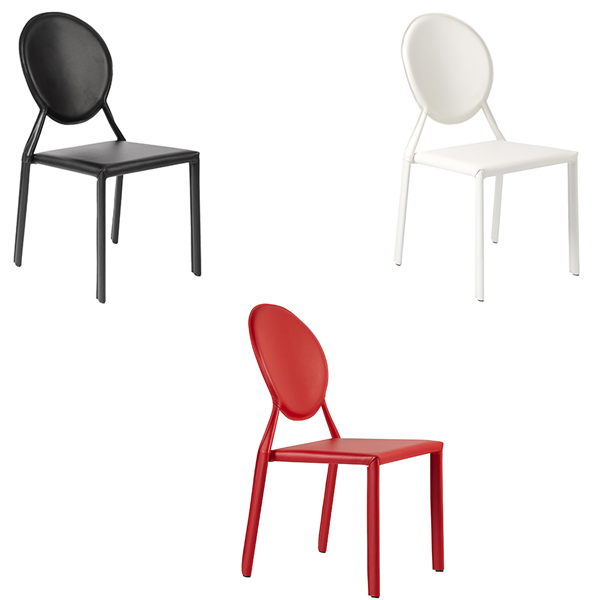 Isabella Chairs - V-Decor Trade Show Furniture Rentals in Las Vegas