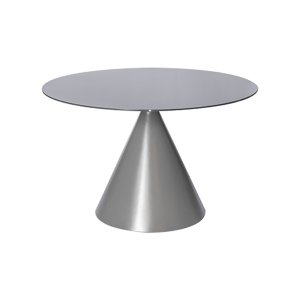 Jade Cafe Table - Dark Gray