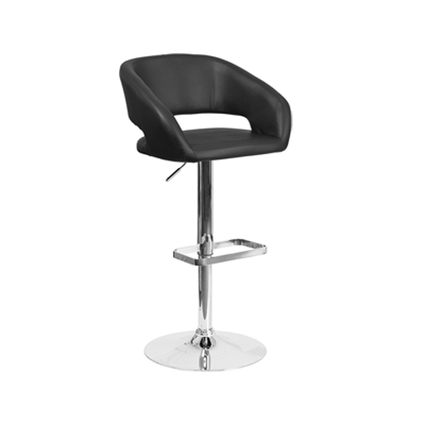 Mod Bar Stool - Black