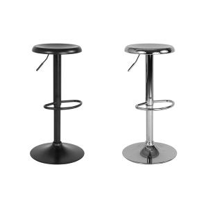 Orbit Adjustable Bar Stools - V-Decor Trade Show Furniture Rentals in Las Vegas