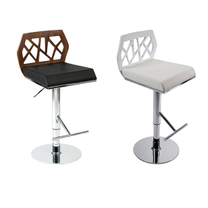 Sophia Bar Stools - Trade Show Furniture Rentals
