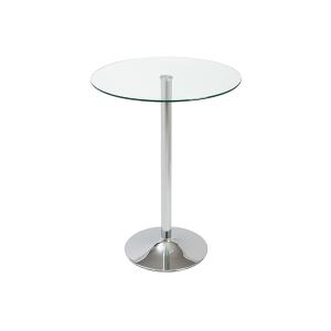 Talia Bar Table - V-Decor Trade Show Furniture Rentals
