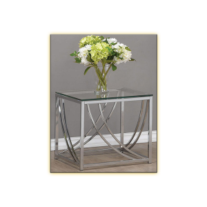 Amber End Table - Close