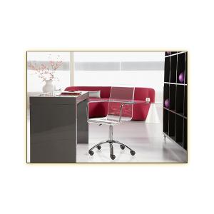 Chloe Office Chair - Clear